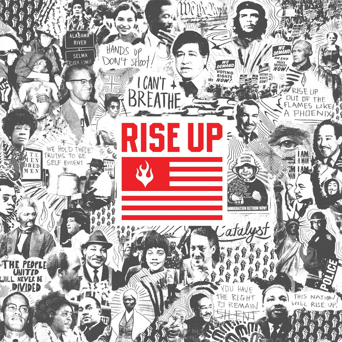 Photo of Stream Various Artist 'The RISE UP Project' Album