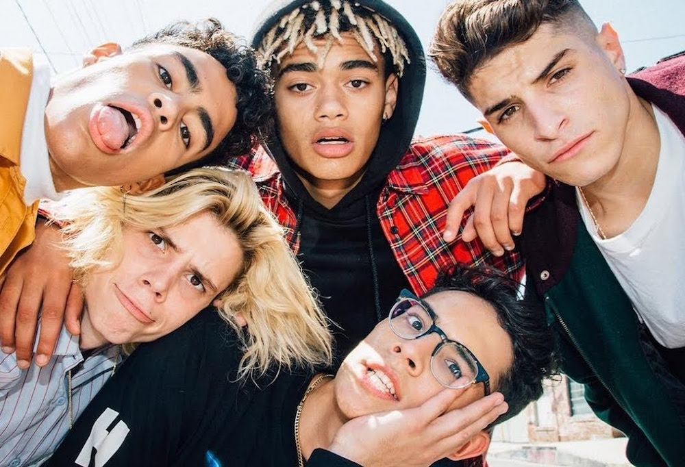 Photo of PRETTYMUCH Delivers New Ep 'Phases' – Stream