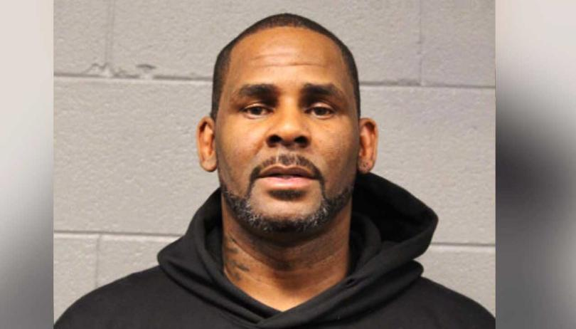 R. Kelly Felony Charges