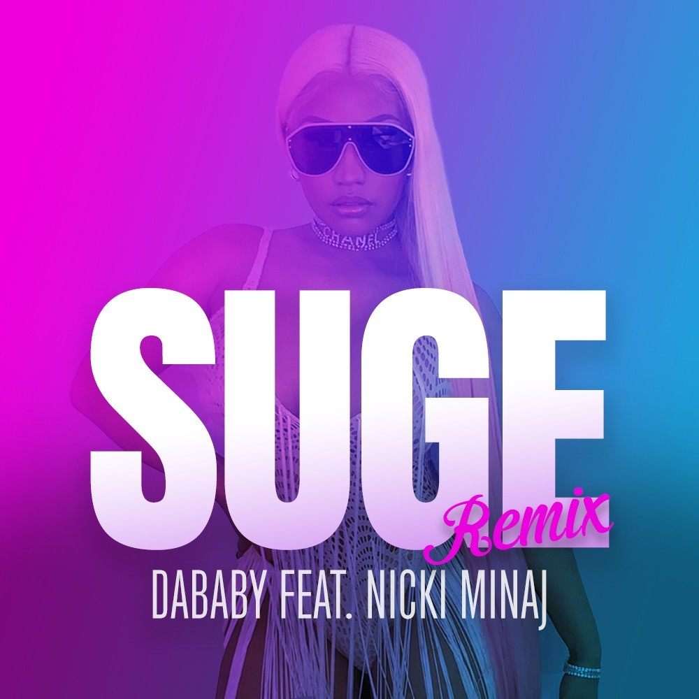 nicki minaj suge remix