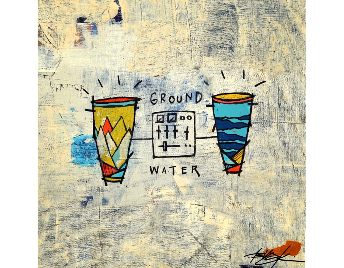 Blu Damu Fudgemunk Ground & Water
