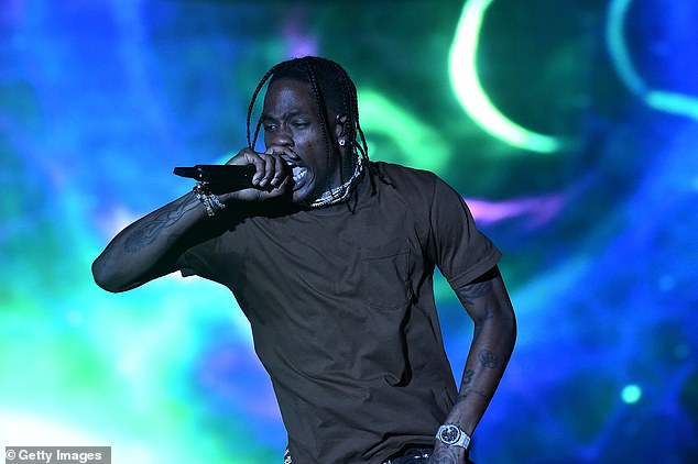 Photo of New Travis Scott Album With Unreleased Songs Appears Online