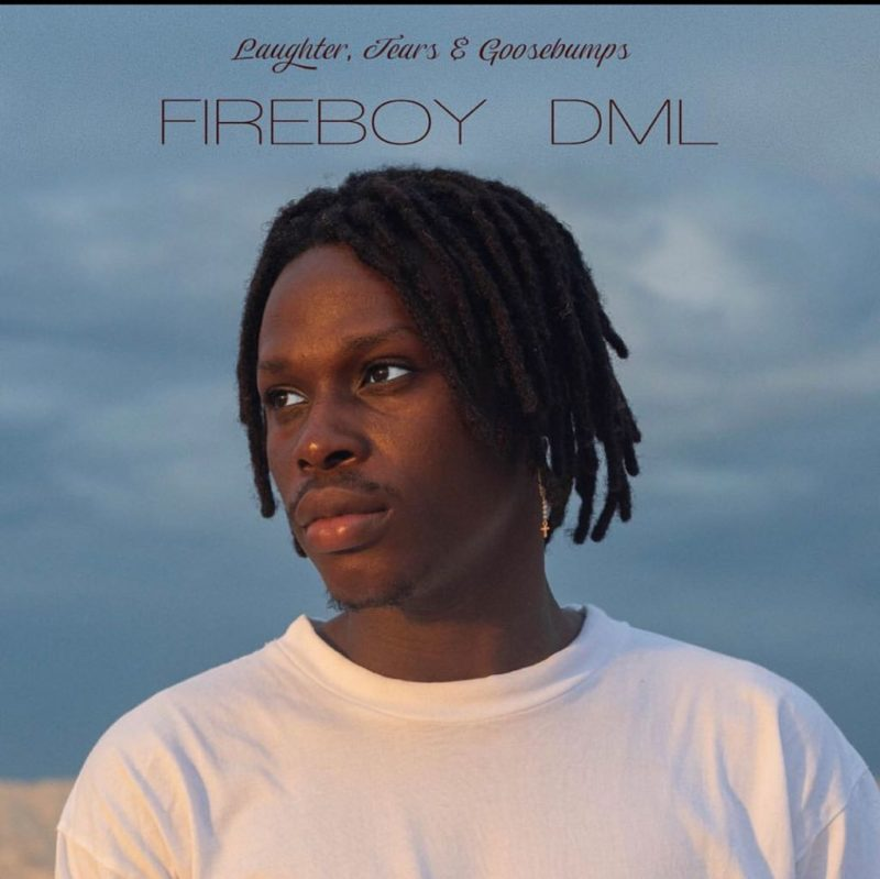 Fireboy dml Laughter, Tears & Goosebumps