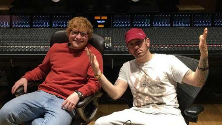 Eminem & Ed Sheeran 'Those Kinda Nights