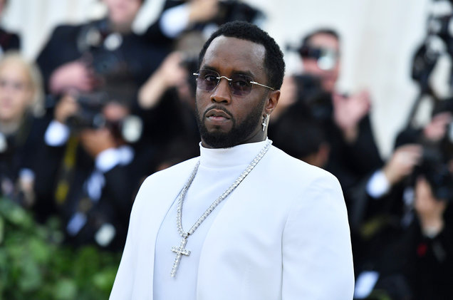 diddy calls out grammys