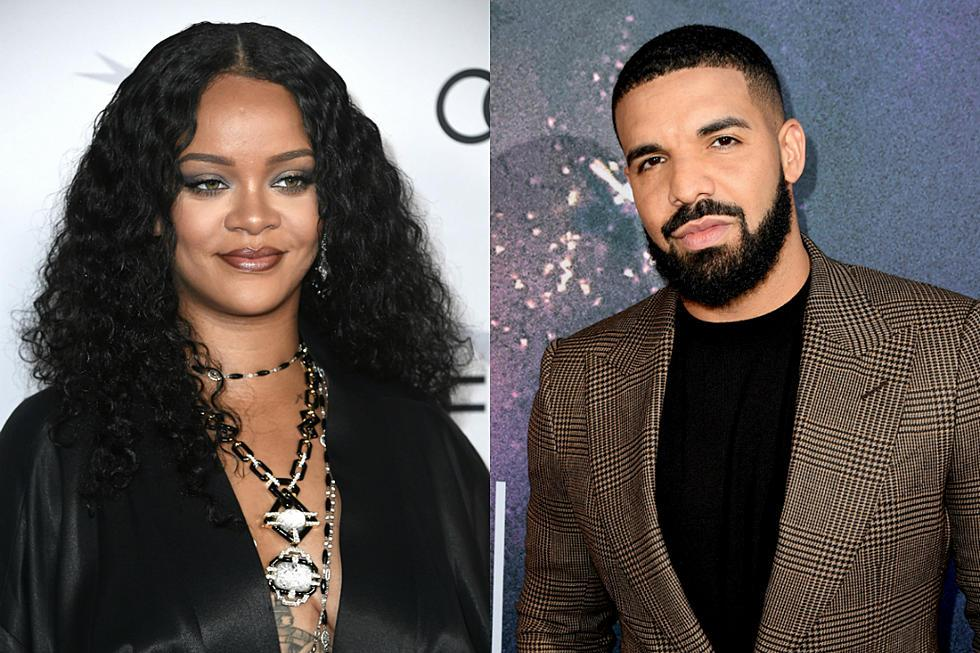 Photo of Rihanna Spotted With Ex-Boyfriend Drake Following Hassan Jameel Split