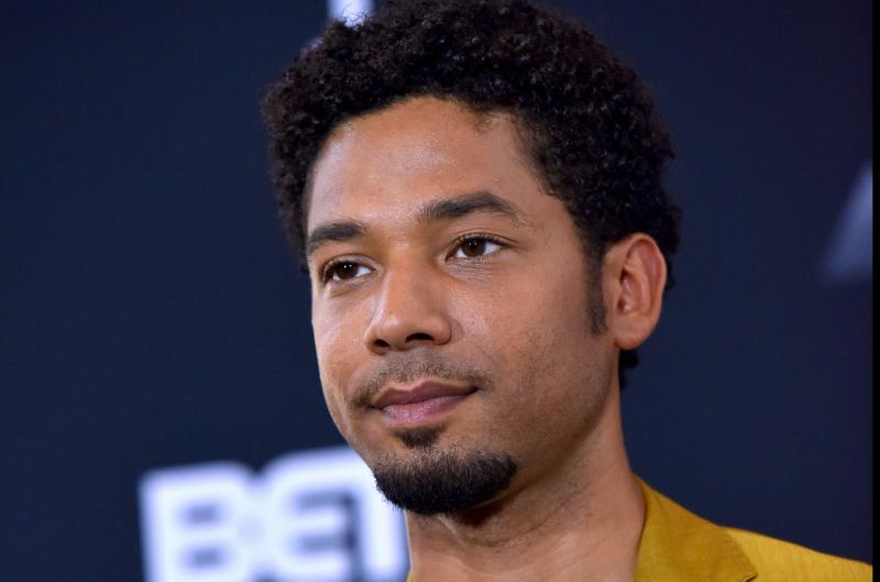 Photo of Jussie Smollett Indicted For Orchestrating Fake Hate Crime