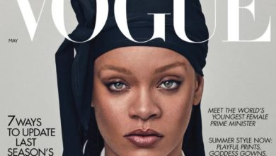 Photo of Rihanna Covers Vogue Says She Is Aggressively Working On Music