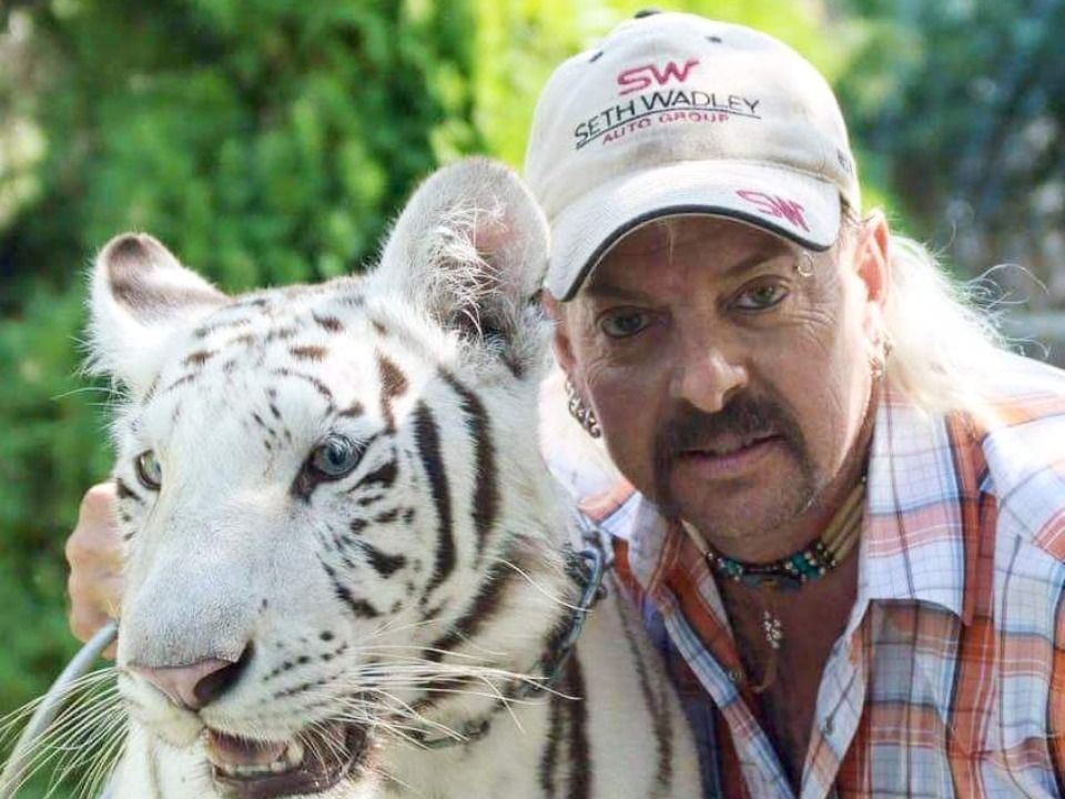 Joe Exotic N-word