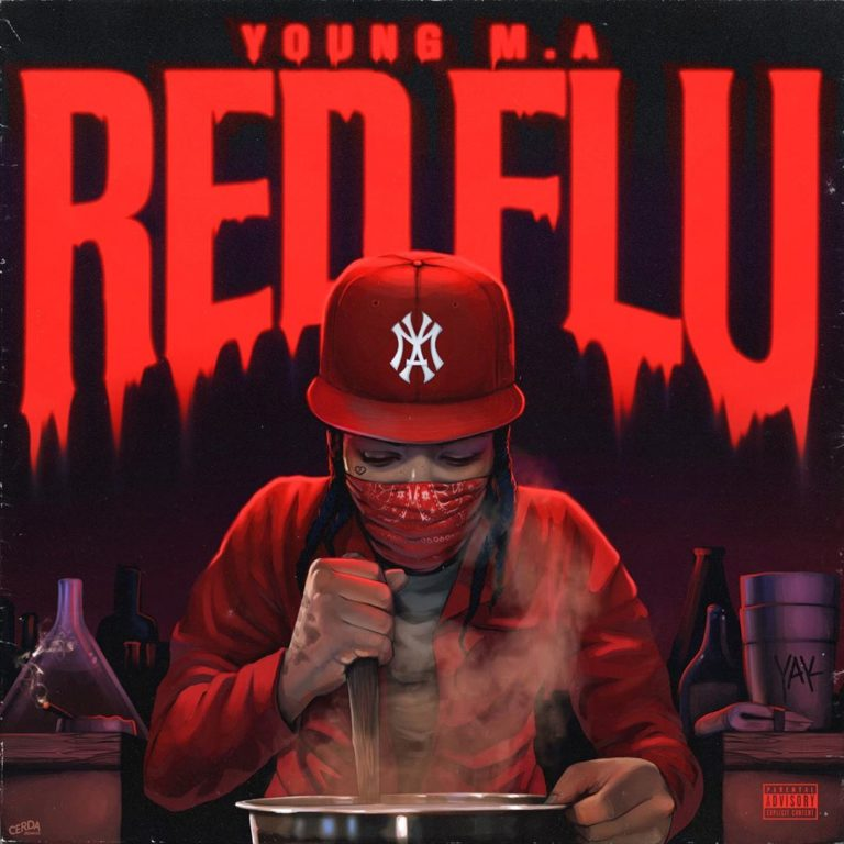Young M.A. Red Flu Ep