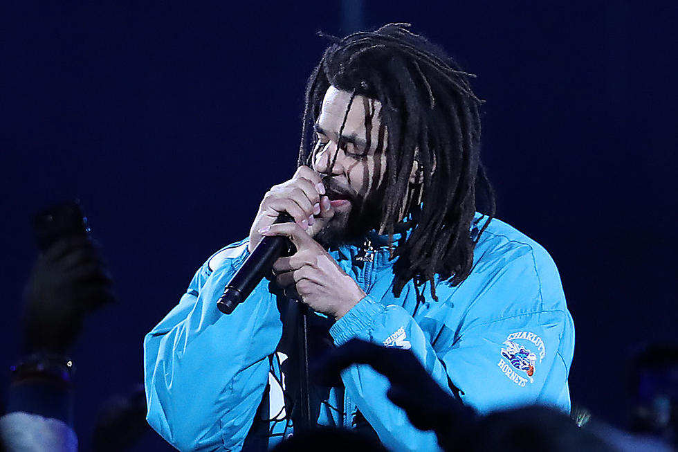 J. Cole new songs The Climb Back & Lion King on Ice