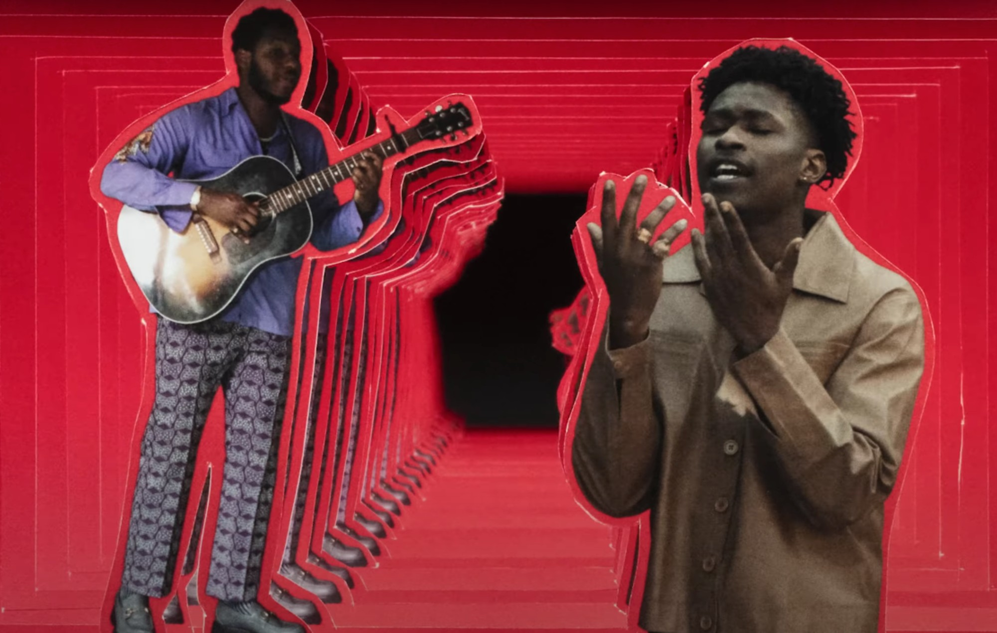 Leon Bridges Lucky Daye All About You