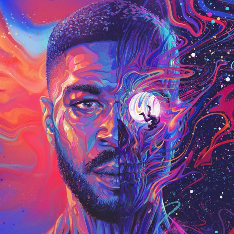 Kid Cudi Man on The Moon 3 Release Date Tracklist Artwork