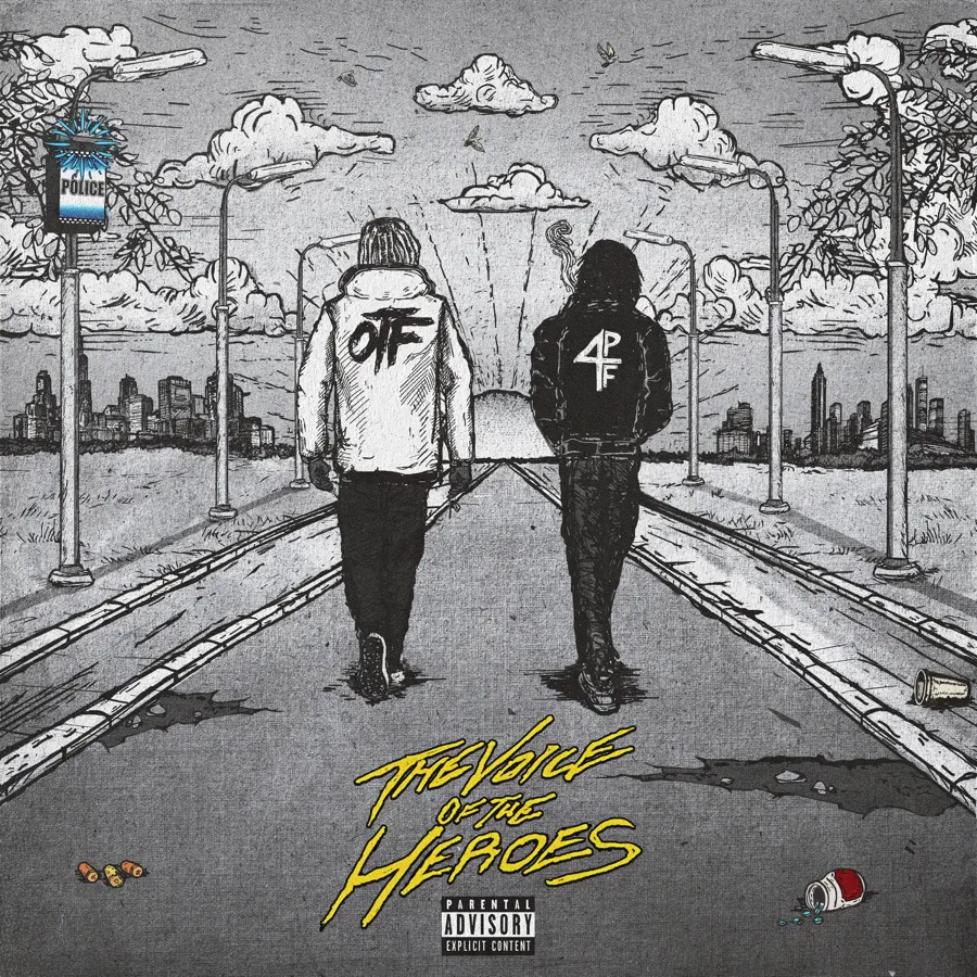 Lil Baby & Lil Durk voice of the heroes Album